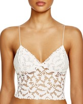 Free People Lacey Cropped Camisole