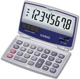 Casio Solar Calculator with Folding Hard Case - SL-100L