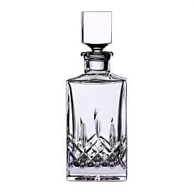 Waterford Crystal Lismore Square Decanter