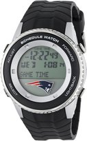 Game Time NFL Men's NFL-SW-NE Schedule Series New England Patriots Watch