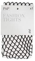 F&F Fishnet Fashion Tights