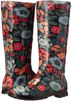 M Missoni Retro Floral Print Rain Boot