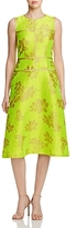 Lafayette 148 New York Damaris Floral Print Dress