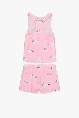 Country Road Unicorn Pyjama Set
