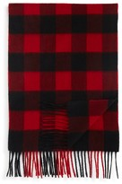 The Men's Store at Bloomingdale's Cashmere Buffalo Check Scarf