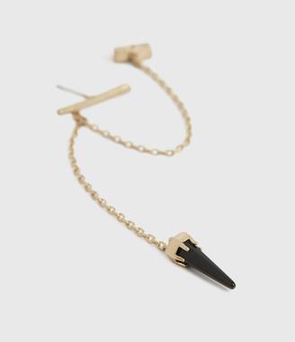 AllSaints Faye Gold-Tone Earrings