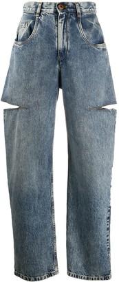 Maison Margiela Oversized Boyfriend Jeans