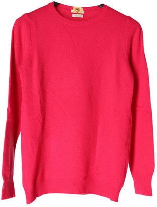 Benetton Pink Wool Knitwear