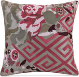 "Tracy Porter Amelia Faux-Silk 16"" Square Decorative Pillow Bedding"