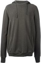 Andrea Ya'aqov - hooded sweatshirt - men - Cotton - XS