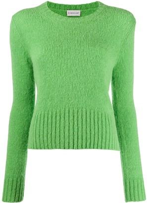 Moncler knitted crewneck jumper