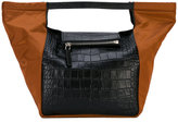 Givenchy trapeze tote bag