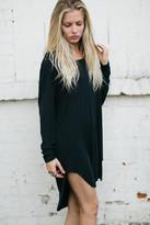 Joah Brown - Knightingale Tunic Dress In Black