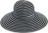 San Diego Hat Company Women's Ribbon Braid Large Brim Hat RBL207
