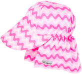 Flap Happy Wild Waves Flap Hat