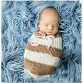 Vemonllas Fashion Unisex Newborn Baby Boy Girl Crochet Outfits Photography Props Sleeping Bag