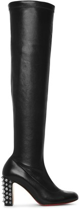 Christian Louboutin Study stretch 85 leather boots