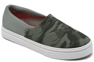 Reebok Women's Katura Slip-On Printed Casual Sneakers from Finish Line