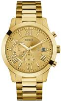 GUESS Gold-Tone Classic Style Watch