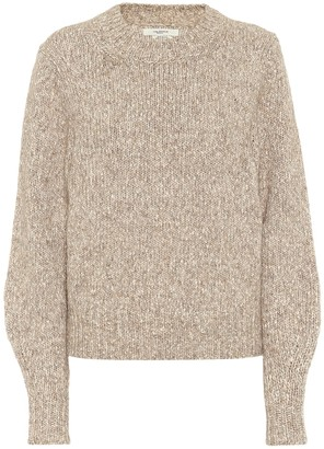 Etoile Isabel Marant Ivah cotton-blend sweater