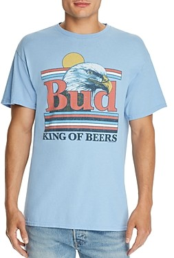 Junk Food Clothing Bud Graphic Tee