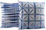 Decoris Cotton Cushion Tie Dye 2 Assorted