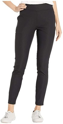 Toad&Co Flextime Moto Crop Pants (Black) Women's Casual Pants