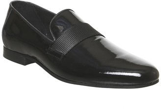 Office Magpie Loafers Black Patent Leather