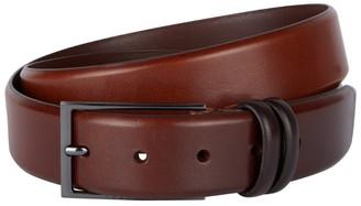 HUGO BOSS Two-Tone Leather Belt