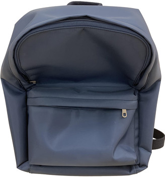 A.P.C. Blue Synthetic Bags