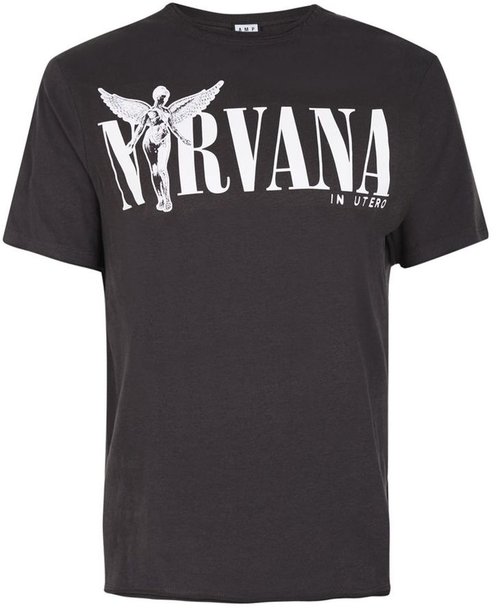 Amplified Nirvana In Utero T-Shirt*