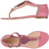 Fiorangelo Toe strap sandals - Item 11122956