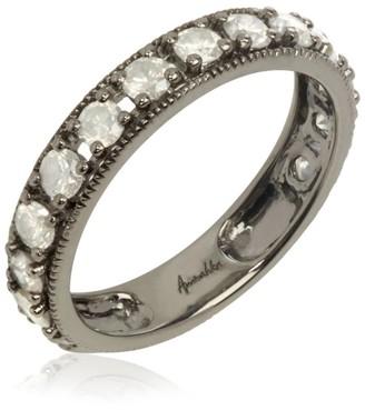 Annoushka White Gold Dusty Diamonds Eternity Ring Size J