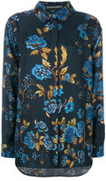 Alberta Ferretti floral print shirt
