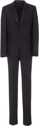 Givenchy Two-Piece Wool And Mohair Suit Size: 46