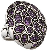 John Hardy Amethyst Kali Collection Ring
