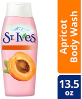 St. Ives Smooth and Glow Body Wash, Apricot