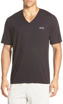 BOSS Men's Stretch Modal V-Neck T-Shirt