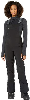 Obermeyer Felicity Bib Pants (Black) Women's Casual Pants