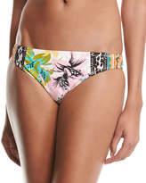 Nanette Lepore Copa Cubana Siren Swim Bikini Bottom, Multi
