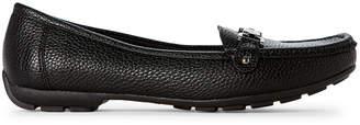Anne Klein Black Osaka Loafers