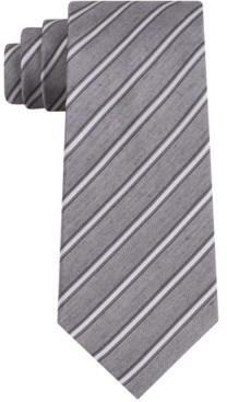 Kenneth Cole Reaction Men's Barry Skinny Stripe Tie