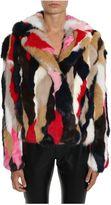 MSGM Lapin Fur