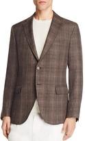 Eleventy Plaid Slim Fit Sport Coat - 100% Exclusive