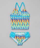 Kanu Surf Blue Candy Tankini - Infant, Toddler & Girls