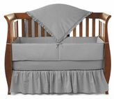 T.L.Care TL Care Heavenly Soft 4-pc. Minky Dot Crib Set