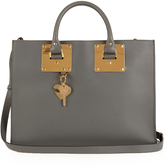 Sophie Hulme Albion East West large leather tote