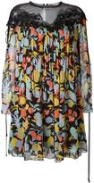 Chloé fruit print dress - women - Silk/Cotton/Polyester - 34