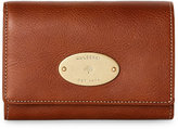 Mulberry Oak Leather French Wallet