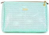 Lygia & Nanny - open knit pouch - women - Polyamide - One Size